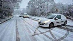 <b>路面结冰驾驶技巧</b>